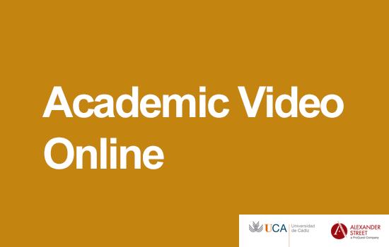 Academic Video Online Premium