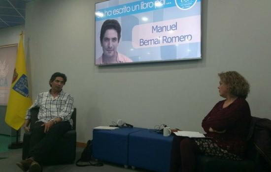 """Presentado el libro de Manuel Bernal Romero """"El hombre que escribió Platero"""""""