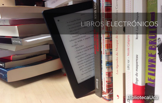 Préstamo de libros electrónicos