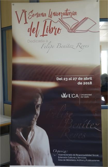 Lectura de poemas en la Biblioteca del Campus de Jerez