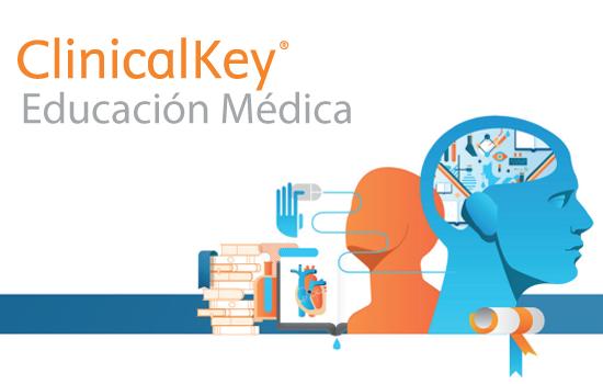ClinicalKey Educación médica
