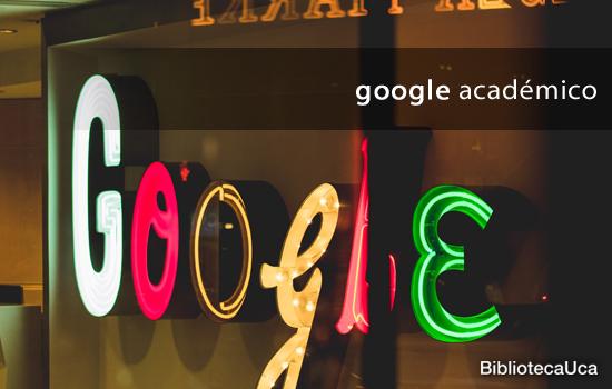 Crea tu perfil en Google académico