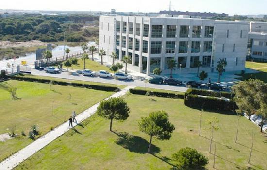 Obras urgentes en la Biblioteca del Campus de Puerto Real