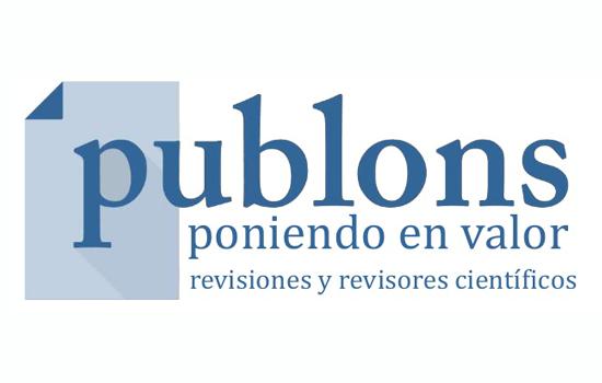 Publons: plataforma de revisores científicos