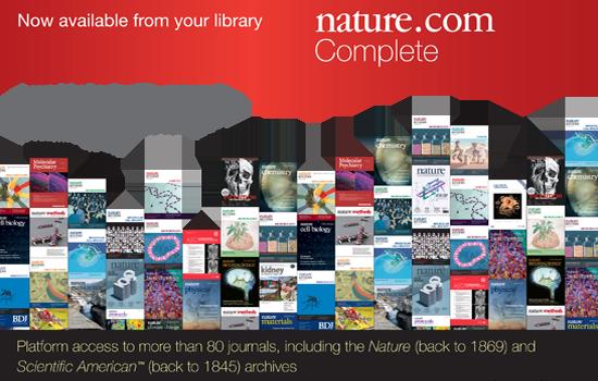 Nature Complete: acceso a todos los contenidos