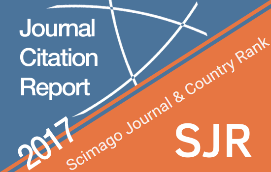 Journal Citation Reports y Scimago Journal Rank