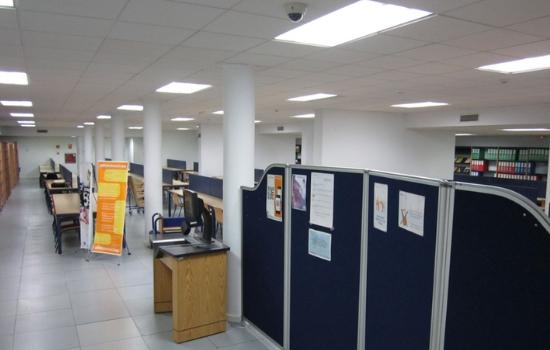 Comienzan las obras de la nueva Biblioteca del Campus Bahía de Algeciras