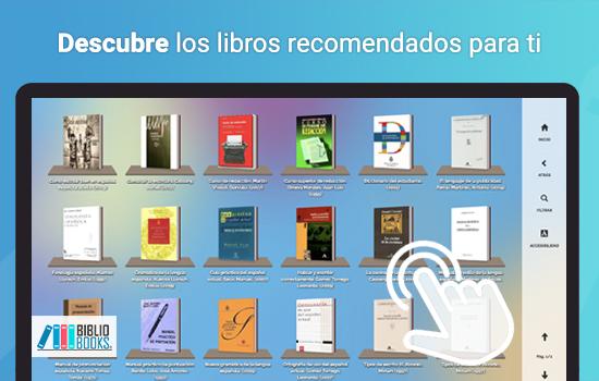 ¿Has visto la pantalla táctil a la entrada de tu biblioteca?