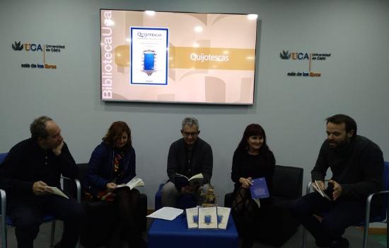 """Presentado el libro """"Quijotescas"""" de Elisa Constanza Zamora Pérez"""