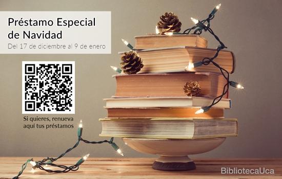 Préstamo especial de Navidad 17 diciembre a 9 de enero