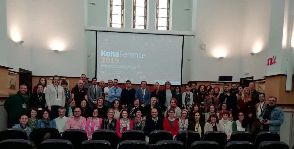 KohaFerence 2019: III Encuentro en torno al software libre Koha