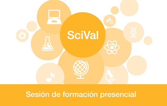 Sesión de formación presencial sobre SciVal