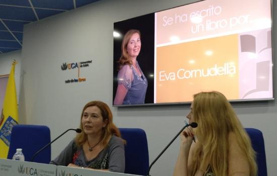 """Presentado el libro de Eva Cornudella """"Yo no decidí soñarte"""""""