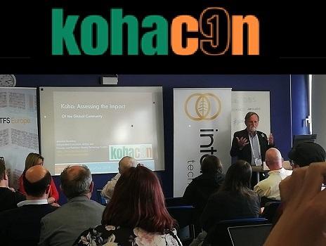 KohaCon 2019: Encuentro Internacional en torno al software libre Koha