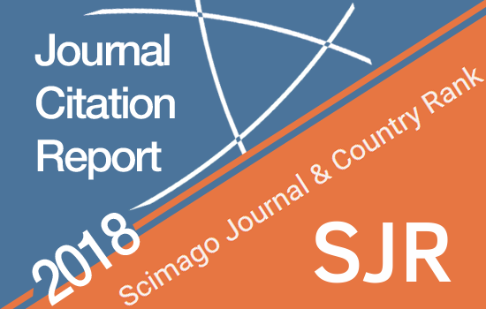 Publicados Los Nuevos Factores De Impacto 2018 Jcr Sjr Y