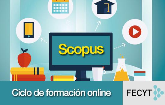 Segundo Ciclo de Formación Online de Scopus