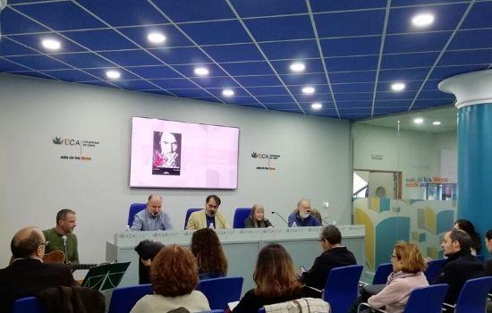 """Presentado el ensayo """"Aute, lienzo de canciones"""" de Luis García Gil"""