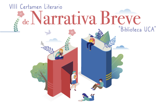 """Presentado el VIII Certamen literario de Narrativa Breve """"Biblioteca UCA"""""""
