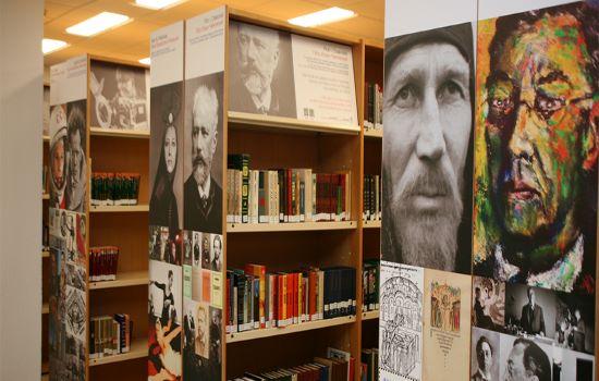La UCA inaugura la primera biblioteca 'Pushkin' en el ámbito hispano hablante