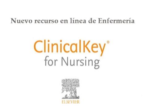Disponibles 56 libros en español de Enfermería en ClinicalKey Nursing