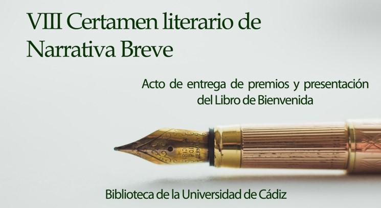 """IMG La UCA presenta el libro de Bienvenida y entrega los premios del VIII Certamen Literario de Narrativa Breve """"Biblioteca UCA"""""""