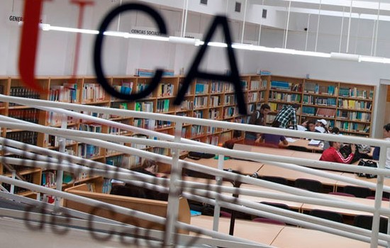 IMG Horario de las bibliotecas de la Universidad de Cádiz (GC)