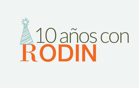 10 años con RODIN