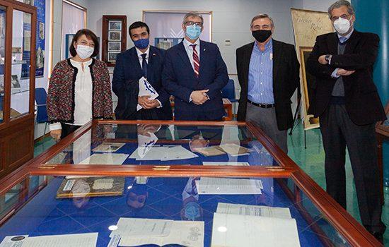 La UCA inaugura la exposición 'Federico Rubio y la formación de Enfermeras en el Bicentenario de Florence Nightingale'