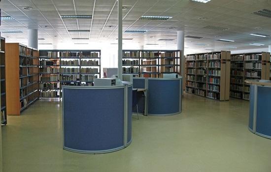 Salas de lectura de las bibliotecas de Jerez y Algeciras cerradas temporalmente.