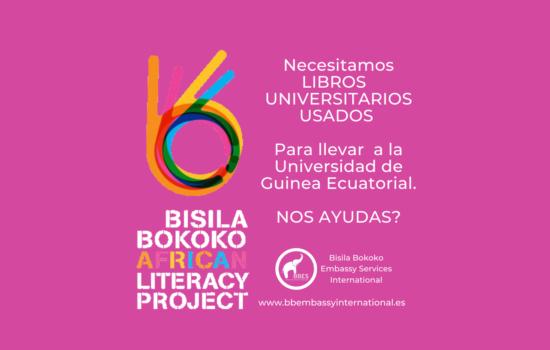 IMG Colaboramos con Bisila Bokoko African Literacy Project