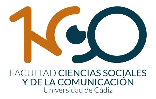 Exposición sobre el Centenario de la Facultad de Ciencias Sociales y de la Comunicación
