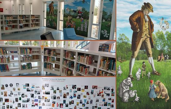 IMG Workspace: nueva zona de trabajo en la Biblioteca del Campus de Puerto Real