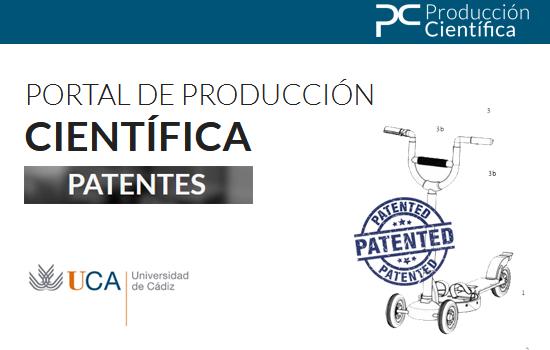 Patentes en el Portal de Producción Científica